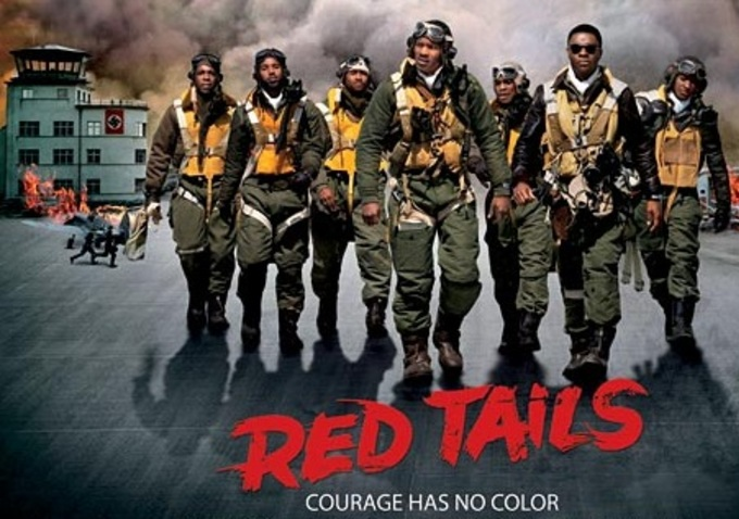 Red Tails: A Bad Movie with Good Intentions – Cinema Nero™